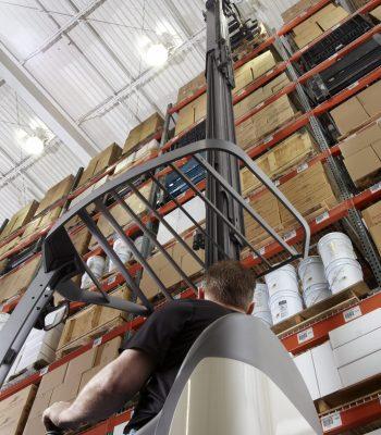 Florida forklift rental from Liftpower