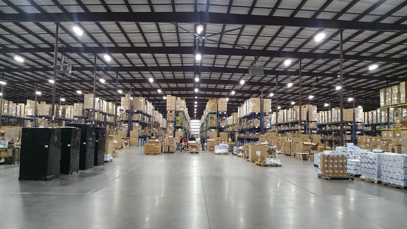 Facility Lighting Amp Industrial Fans Lift Power Florida