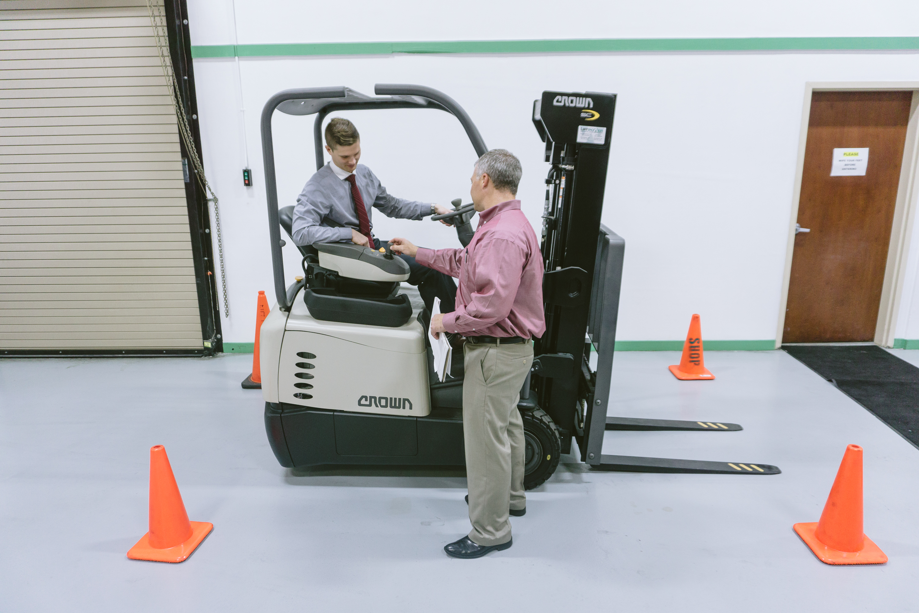 Training lift power florida georgia forklift dealer train the trainer xflitez Choice Image