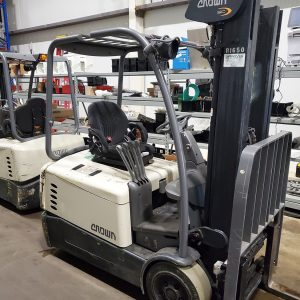 CROWN SC5245-40 Used Forklift